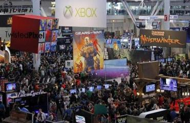 The PAX East gaming convention drew a crowd in Boston on Saturday.